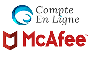 Ouverture compte Mcafee