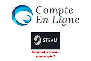 Compte steam volé adresse email changé