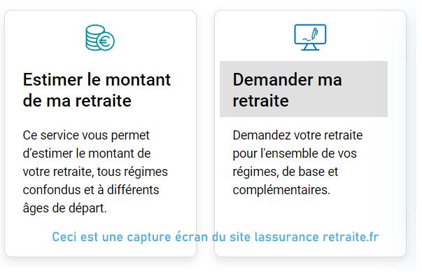 suivre ma demande de retraite lassuranceretraite.fr