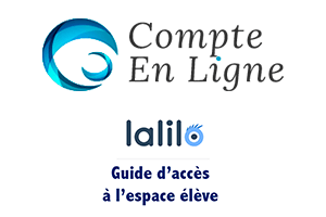 Accès à lalilo.com espace élève